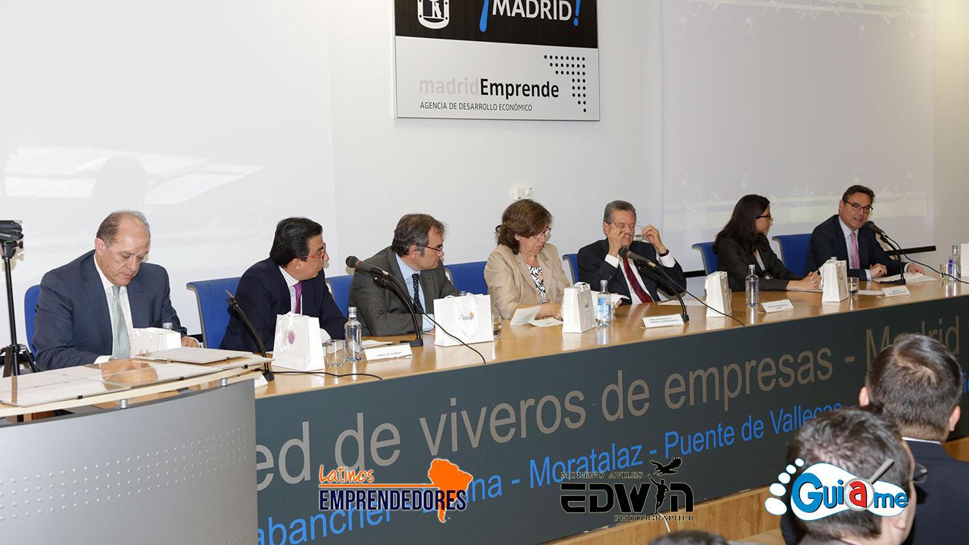Gala latinos emprendedores 2016 revista gu ame madrid - Viveros pena madrid ...
